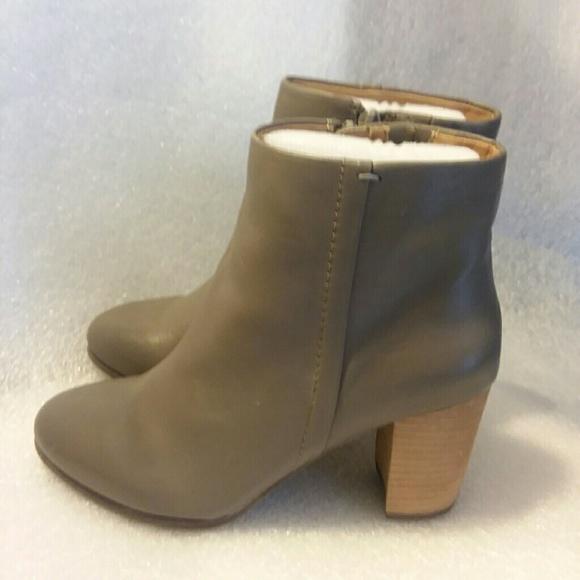 b9248ea9835 Vionic Perk Kennedy Oyster Ankle NIB Size 7.5 M NWT